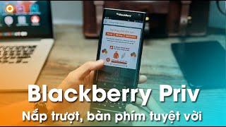 Blackberry Priv Bàn Phím Vô đối Nắp Trượt Thú Vị