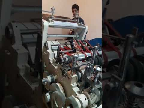 PAPER Bags machine |automatic high speed for KFC, McDonald's, whoopers, burger point, take away bags
