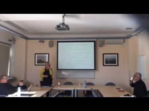 Open lecture by Leena Robertson on Education and Rights of Linguistic Minorities in Europe