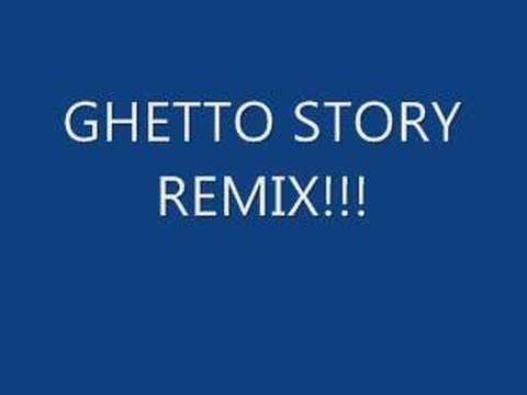 Baby Cham ft Akon - Ghetto Story Remix