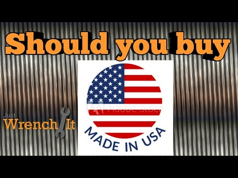 Should you buy American made? - YouTube