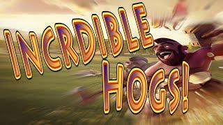 4 Incredible Hog Strategies Post Update | Clash of Clans | TH10 Hog Attacks