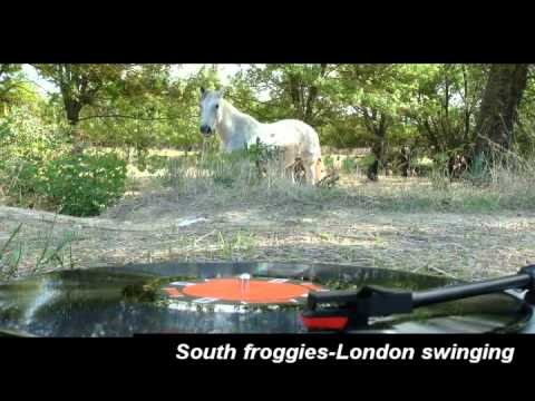 South froggies - London swinging