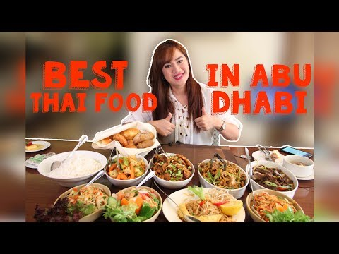 KEWAY MAI - Thai Restaurant ABU DHABI - DUBAI DINING EXPERIENCE