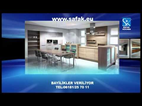 safak küchen - reklam (nisan) - youtube - Safak Küche Offenbach