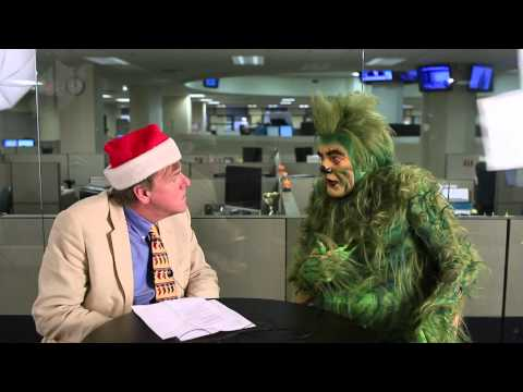 The Grinch, Up Close And Personal Interview