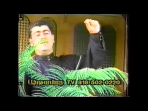Tatoul Avoyan - Kamats Kamats [Video 1997]