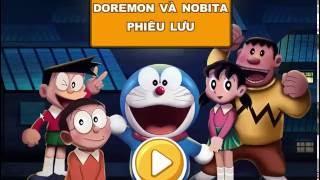 Troll Cmr - Doremon và Nobita phiêu lưu