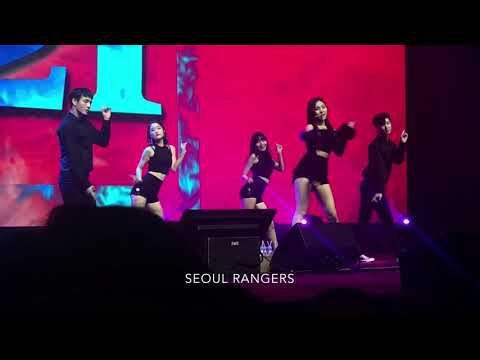 "[180826] Season Of Gfriend In Manila || Twenty Three ""21"" By IU - Umji Solo Performance 