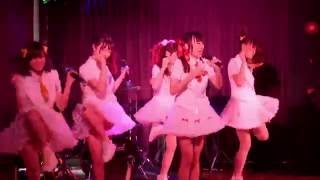 Natsuiro Party's debut performance at ANI1773 Party, performing JUM...