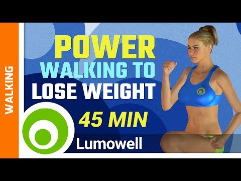 Power Walking to Lose Weight