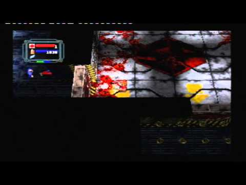 Loaded - PS1 Playthrough - Level 8 - Space Port Level 1 - Part 2