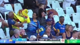 South Africa Vs Sri Lanka - 4th Odi - Upul Tharanga Innings