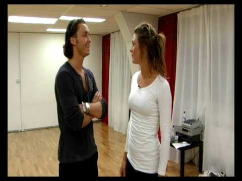 "Jenny Skavlan ""speaks Russian"" on Norwegian version of Strictly Come Dancing"