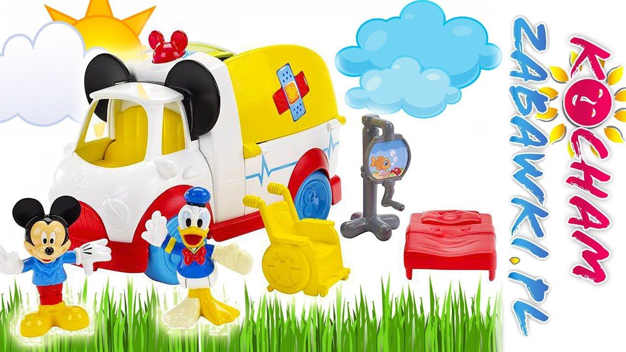 Myszka Miki & Minnie • Wesołe Miasteczko • Kaczor Donald na pomoc • Disney • Bajki po polsku