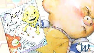 Gambar cover Story Time: Oops! (A Diaper David Book)