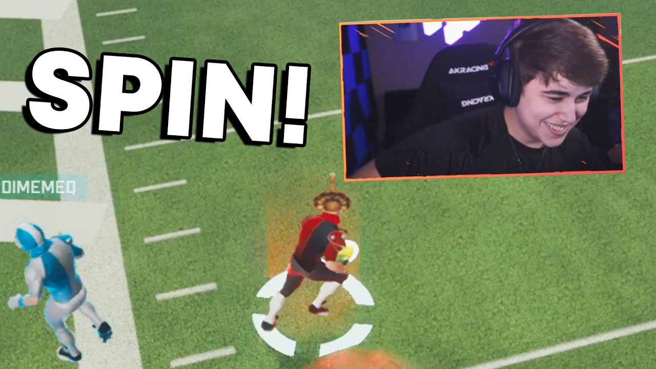 Download SPIN MOVE! (Gridiron Funny Moments)