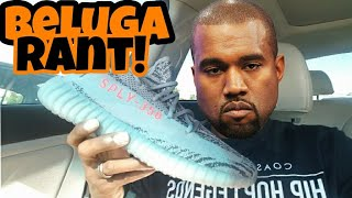 Yeezy Beluga 2.0 Pickup & Rant for the resellers when u pickup yo shoes😡