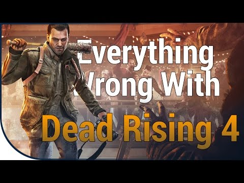 GAME SINS | Everything Wrong With Dead Rising 4 |