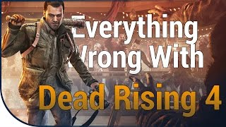 GAME SINS | Everything Wrong With Dead Rising 4