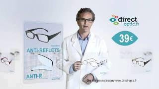 Spot TV Direct Optic - Vos lunettes pour 39€