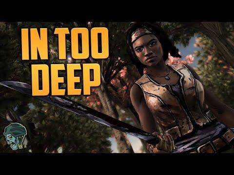 """The Walking Dead: Michonne - Ep. 1 """"IN TOO DEEP"""" (Full Gameplay Walkthrough)"""