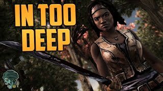 "The Walking Dead: Michonne - Ep. 1 ""IN TOO DEEP"" (Full Gameplay Walkthrough)"