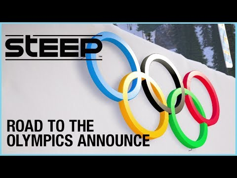 Steep: Road to the Olympics Expansion: E3 2017 Official World Premiere Trailer | Ubisoft [US]