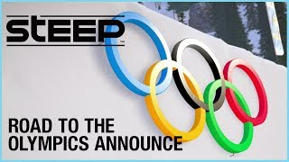 Steep: Road to the Olympics Expansion: E3 2017 Official World Premiere Trailer | Ubisoft [NA]