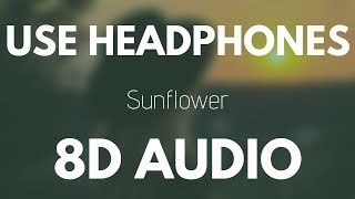 Download Post Malone, Swae Lee - Sunflower (8D AUDIO)