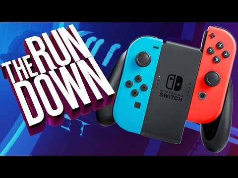 Switching Things Up at Nintendo - The Rundown - Electric Playground