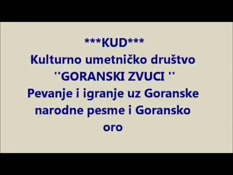 TV Pristina 1988 -  '' KUD GORANSKI ZVUCI ''  █▬█ █ ▀█▀