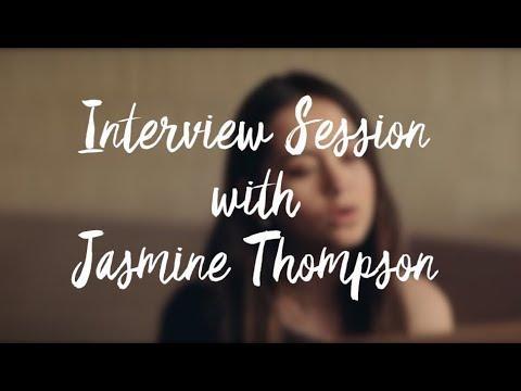 Interview Session with Jasmine Thompson ★ Tysha Tiar