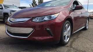 New 2017 Chevrolet Volt FOR SALE *Electic & Gas Powered* / Red, FWD, 2LT / 17N118