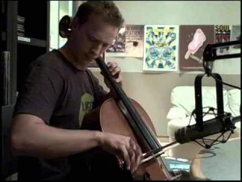 Ben Sollee with Patrick Dethlefs - Swear You Won't Go (plus interview)