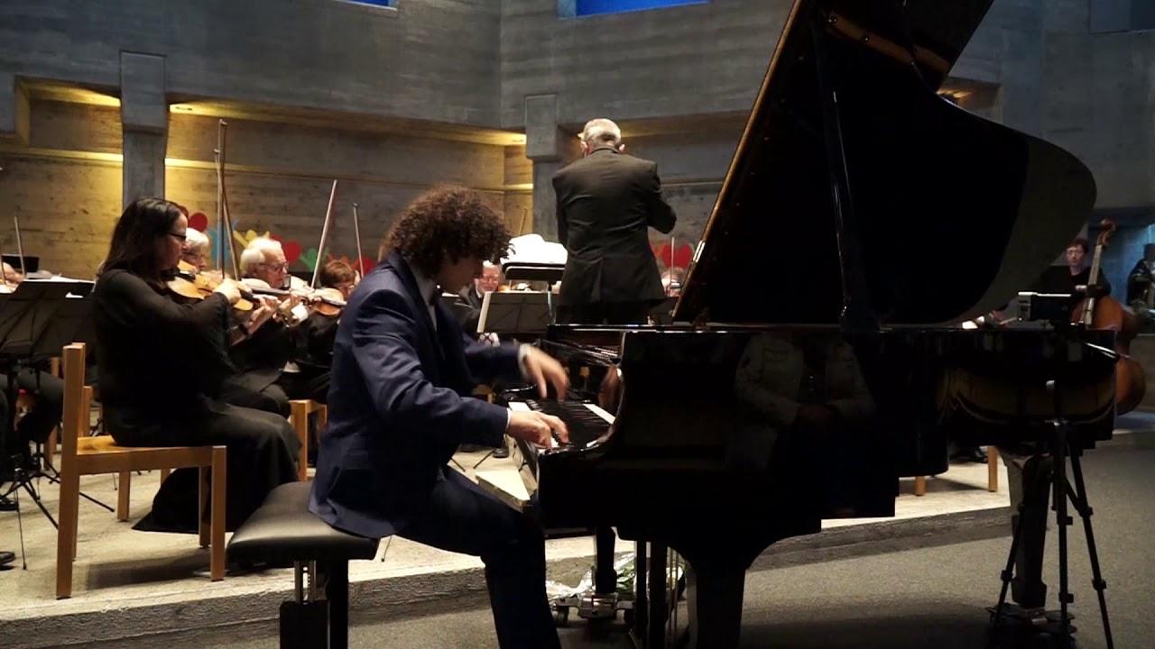 Lou plays: Klavierkonzert in a-Moll, Op. 16 von Edvard Grieg