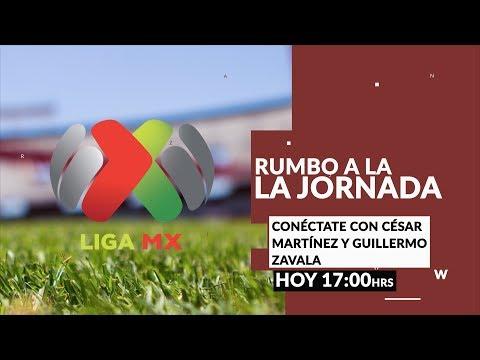 ¡Rumbo a la jornada en vivo! | Televisa Deportes
