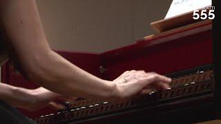Scarlatti : Sonate pour clavecin en Sol Majeur K 538 L 258, par Mayako Sone - #Scarlatti555