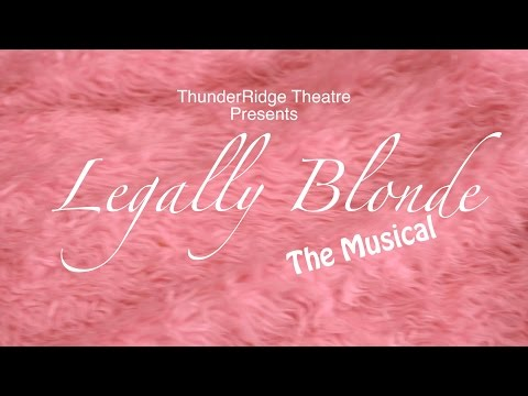 Legally Blond Intro #2 HD 1080p