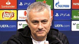 Jose Mourinho Full Pre-Match Press Conference - Valencia v Manchester United - Champions League
