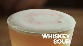 Whiskey Sour | How to Drink