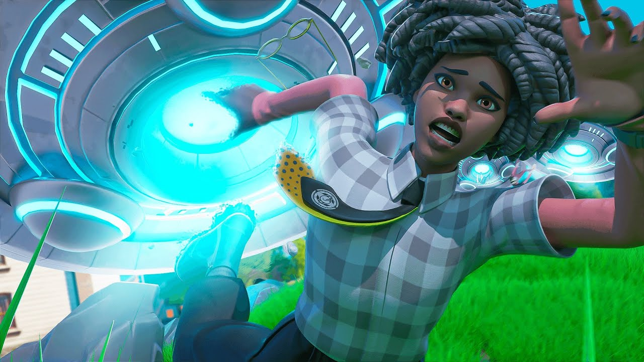 Download Fortnite Roleplay THE ALIEN ABDUCTION... 👽 (HELP ME!) EP 1 (A Fortnite Short Film) {PS5}