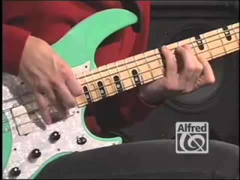 Bass - Billy Sheehan - Advanced Bass Lines
