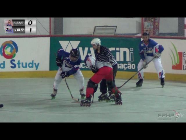 Jogo 47 - Lusa x Ibira Hockey - Jogo Completo