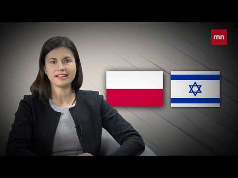 Poland and Israel #STOPantipolonism #STOP447