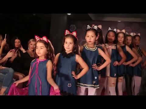 Little Miss & Mr. Eurasia-2017,Nerilatan Fashion Show