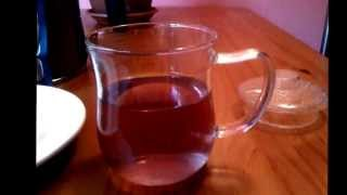 Tea Review: Harney & Sons French Super Blue Lavender. January 2014.