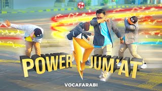 Acapella Nasheed   Vocafarabi - Power Jumat (Official Music Video)