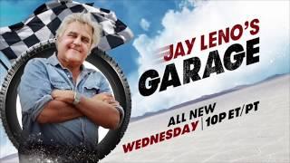 TV Show Jay Leno's Garage Features Knott's Berry Farm in Buena Park, California