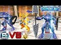 Digimon Links - Colosseum PvP Battle VS 2 Craniamon, Magnamon